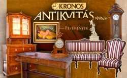 Kronos Antikvitás
