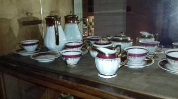 porcelàn kàvès kèszlet