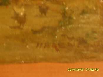 Maren szignó(festmény) teljes neve