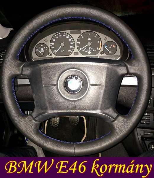 Bmw E46 Kormany