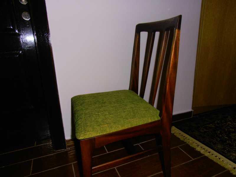 Angol dán design étkező teak rózsafa 8 + 4 szék