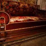 Exkluzív ónémet kanapé