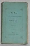 Sophia Junghans: Rathe 1876