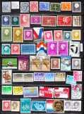 Hollandia pecsételt bélyegek 24. (e 456) 57 db