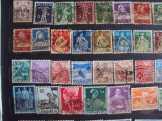 Svájci bélyegek 1900 - 1960