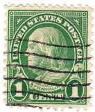 USA forgalmi bélyeg 1889
