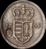 1705-ös pénzérme