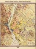 Budapest térkép 1906 magyar nyelvű másolat