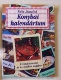 Pelle Józsefné: Konyhai kalendárium étrend javasla