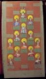 Pleidell János: Freskó mozaik terv 2.