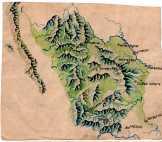 Somogyi Győző akvarell 10,5x12,5 cm