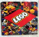 Lego duplo német füzet sok érdekeséggel