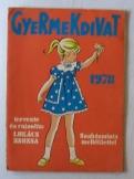 Lukács Zsuzsa: Gyermekdivat 1978 szabásmintával