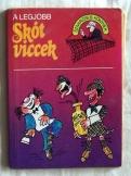 Szivarzsebkönyvek:  A legjobb 100 skót viccek