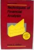 Eric A. Helfert: Techniques of fiancial analysis
