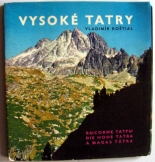 Vladimir Kostial:  Vysoke Tatry osveta 1972