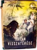 E.R Burroughs:Tarzan visszatérése