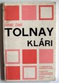 Kőháti Zsolt:Tolnay Klári  Filmbarátok kiskönyvtár