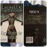 Laurell K. Hamilton - Egy sötét úr halála