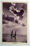 A Balaton Der Plattensee képeslap futott 1936-ban