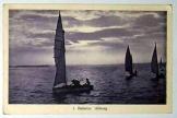 Balaton alkony 1940-es futott pecsételt képeslap