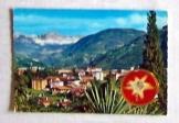 Bolzano  látképe olasz postatiszta képeslap