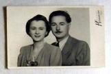 Kossak Komáromi fotó képeslap