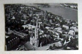 Mátyás templom légi felvétel postatiszta képeslap