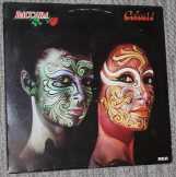 Baccara együttes bakelit nagylemeze /RCL /1979