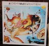 Dire Straits Live dupla bakelit nagylemez /1984./