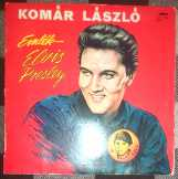 Komár László -- Emlék - Elvis Presley LP