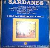 Sardanes - Cobla La Principal De La Bisbal  LP