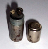 Antik régi benzines WIFEU márkájú  öngyújtó