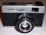 Certo Kn 35 DDR NDK fényképezőgép tokkal