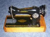 eladó régi union típusú varrógép