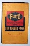 Forte Photographic paper doboz Fortezo Vác