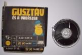 Gusztáv és a vadászeb rajzfilm régi tekercses film