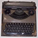 Hermes baby táska írógép ékezetes billentyüzettel