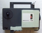 Meopta Meolux 8mm filmvetítőgép csehszlovák