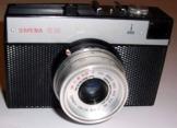 Smena 8M orosz fényképezőgép eredeti tokban