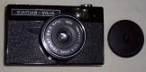 Vilia orosz fényképezőgép tokkal működőképes
