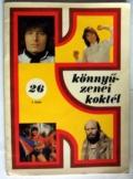 Könyűzenei koktél 26.  Zeneműkiadó 1980 kottás
