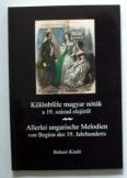 Különféle magyar nóták a 19. század elejéről