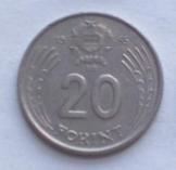 23 db magyar 20 Forint 1985 pénzérme fémpénz