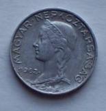 3 db Magyar 5 fillér 1962 fémpénz pénzérme