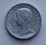 6db Magyar 5 fillér 1961 fémpénz pénzérme