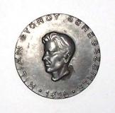 Kilián György seregszemle 1956 plakett medál