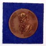 Semmelweis Ignác  emlékplakett Állami Pénzverde