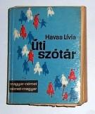 Havas Lívia: Úti szótár magyar-német német-magyar