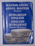 Magyar-Angol Angol-Magyar útiszótár Akadémia kiadó